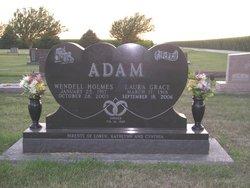 Laura Grace <i>Ewing</i> Adam