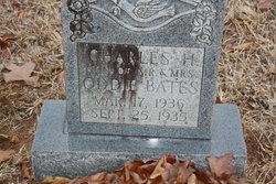 Charles H Bates