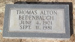 Thomas Alton Bedenbaugh