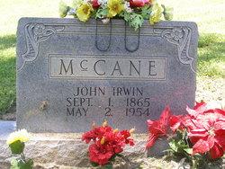 John Irwin McCane