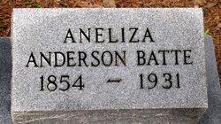 Aneliza <i>Anderson</i> Batte