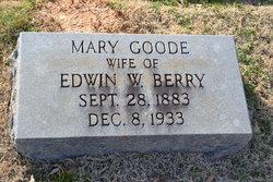 Mary Gaston <i>Goode</i> Berry