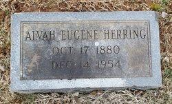Alvah E Herring