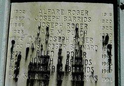 Joseph A. Barrios, Jr.