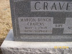 Marion Bunch Cravens