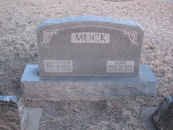 Henry Muck, Jr
