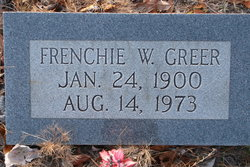 Frenchie Walter Greer
