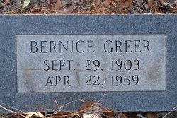 F. Bernice <i>Braswell</i> Greer