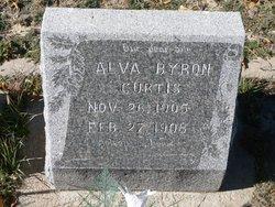 Alva Byron Curtis