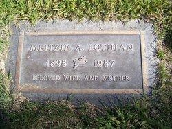 Meitzie Adelaide <i>Wilmer</i> Lothian