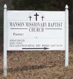 Manson Baptist Church Cemetery