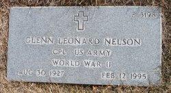 Glenn Leonard Nelson