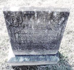 Ethel Leola <i>Blythe</i> Alexander