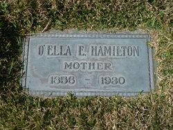 Elizabeth O'ella <i>Smith</i> Hamilton