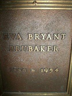 Eva <i>Bryant</i> Brubaker