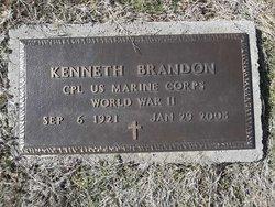 Rev Kenneth Brandon