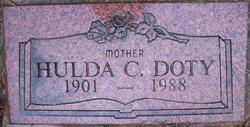 Hulda Catherine <i>Burchell</i> Doty