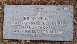 Ernestine <i>Trujillo</i> Gonzales
