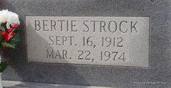 Bertie Lee <i>Strock</i> Bozard