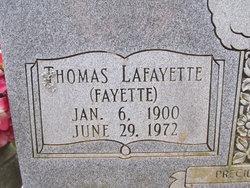 Thomas Lafayette Bobbit