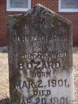 John Zachariah Bozard