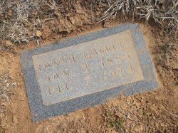 Fannie F. <i>Stokes</i> Garrett