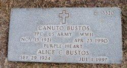 Alice C Bustos