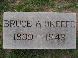 Bruce W O'Keefe
