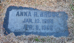 Anna Rose Brown