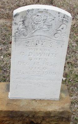 Mary S. <i>Click</i> White