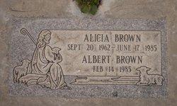 Alicia Diane <i>Doggett</i> Brown