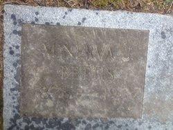 Minerva J. Bettis