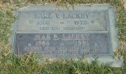 Mae R <i>Rumley</i> Lackey