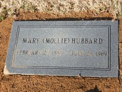 Mary Mollie <i>Stanford</i> Hubbard