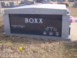 Doretta <i>Johnson</i> Boxx
