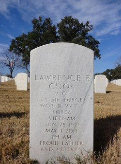 Lawrence Edward Cook