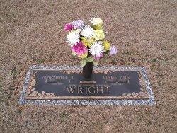 Marshall T Wright