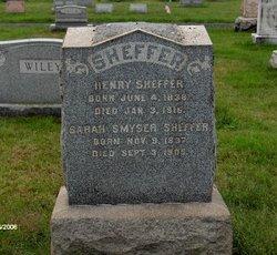 Henry Sheffer