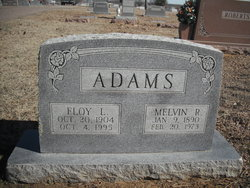 Floy Lillian <i>Roberts</i> Adams