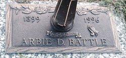 Arbie D. Battle