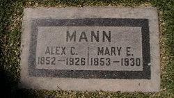Alex C. Mann
