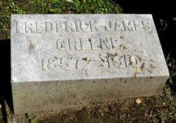 Frederick James Greene