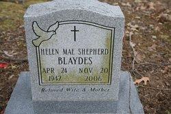Helen Mae <i>Shepherd</i> Blaydes
