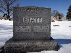 Benjamin F Brate