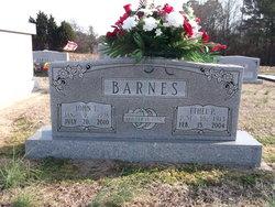 Ethel <i>Parrish</i> Barnes