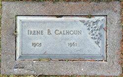 Irene B. Calhoun