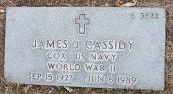 James J Cassidy