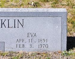 Eva <i>Burke</i> Locklin