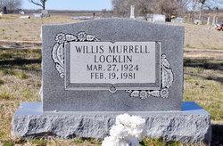 Pvt Willis Murrell Chris Locklin