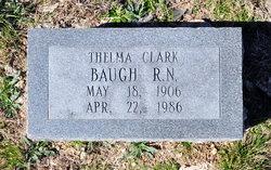 Thelma Fay <i>Clark</i> Baugh